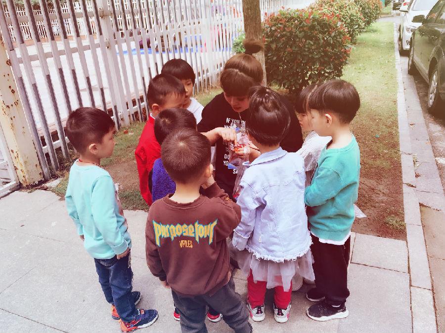 记诺亚舟小牛津阳光花城幼儿园安全教育活动